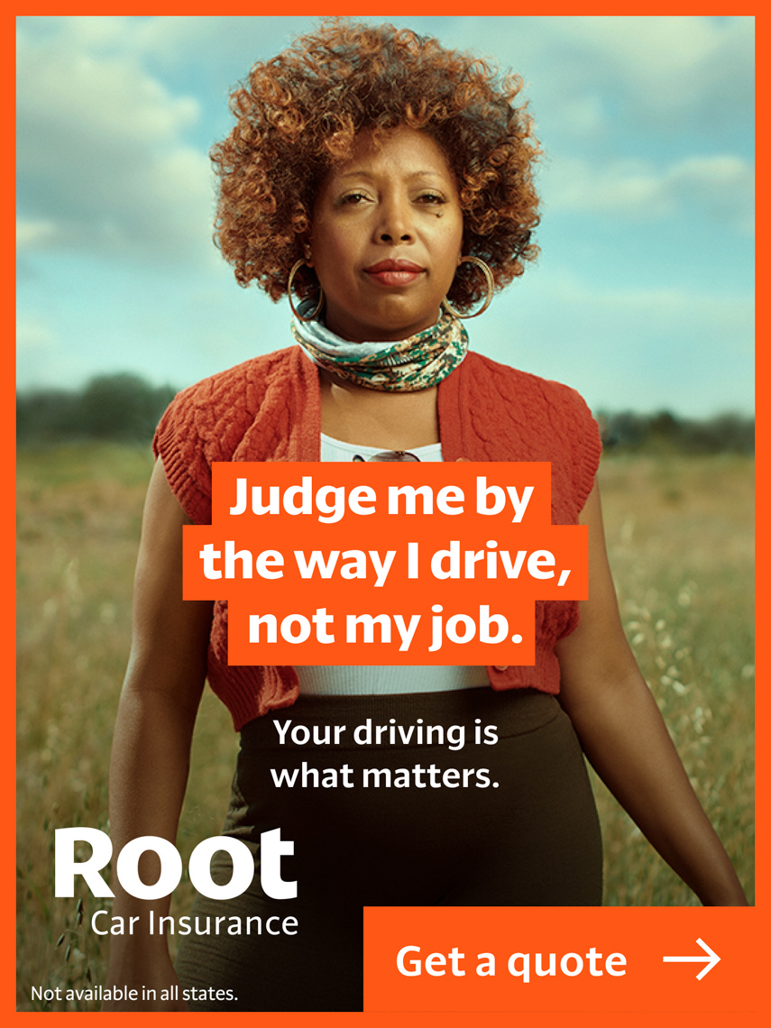 Kremer Johnson Advertising Photographer - Root Insurance Campaign