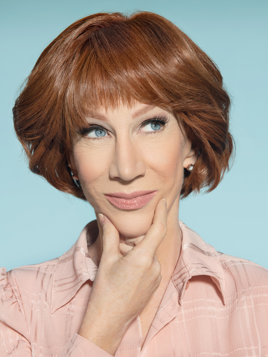 Kremer Johnson - Entertainment Photographer Los Angeles - Kathy Griffin