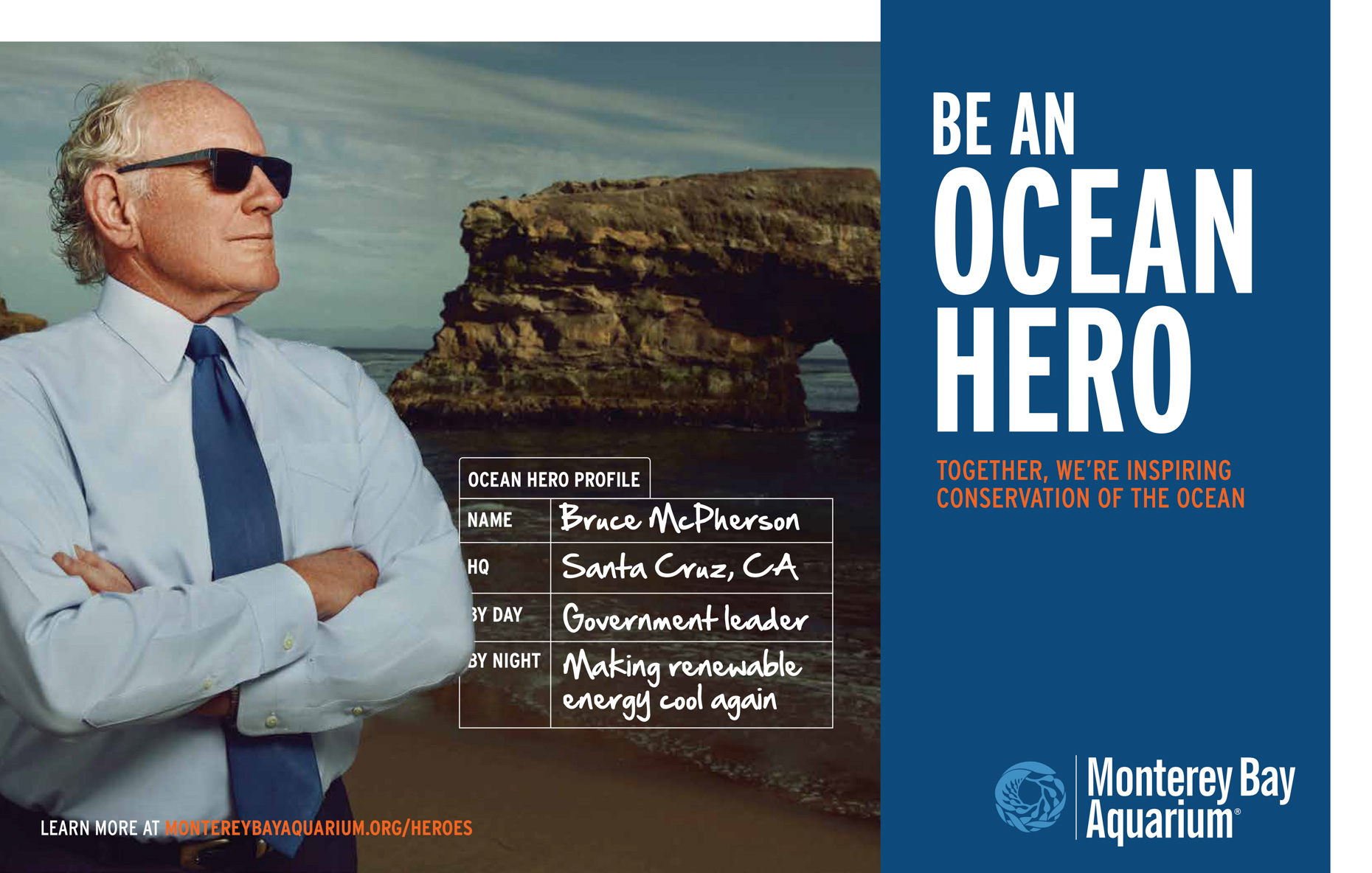 Kremer Johnson - Advertising Photographer Los Angeles - Monterey Bay Aquarium Campaign