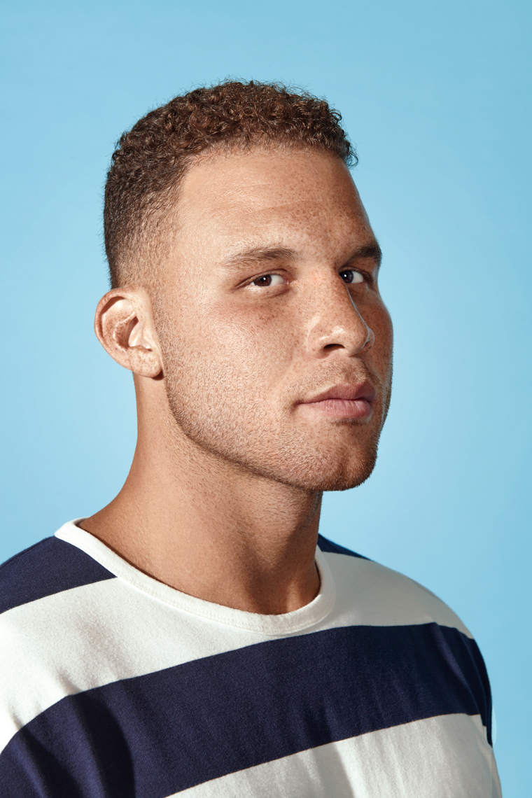 Kremer Johnson - Sports and Celebrity Photographer Los Angeles - Blake Griffin