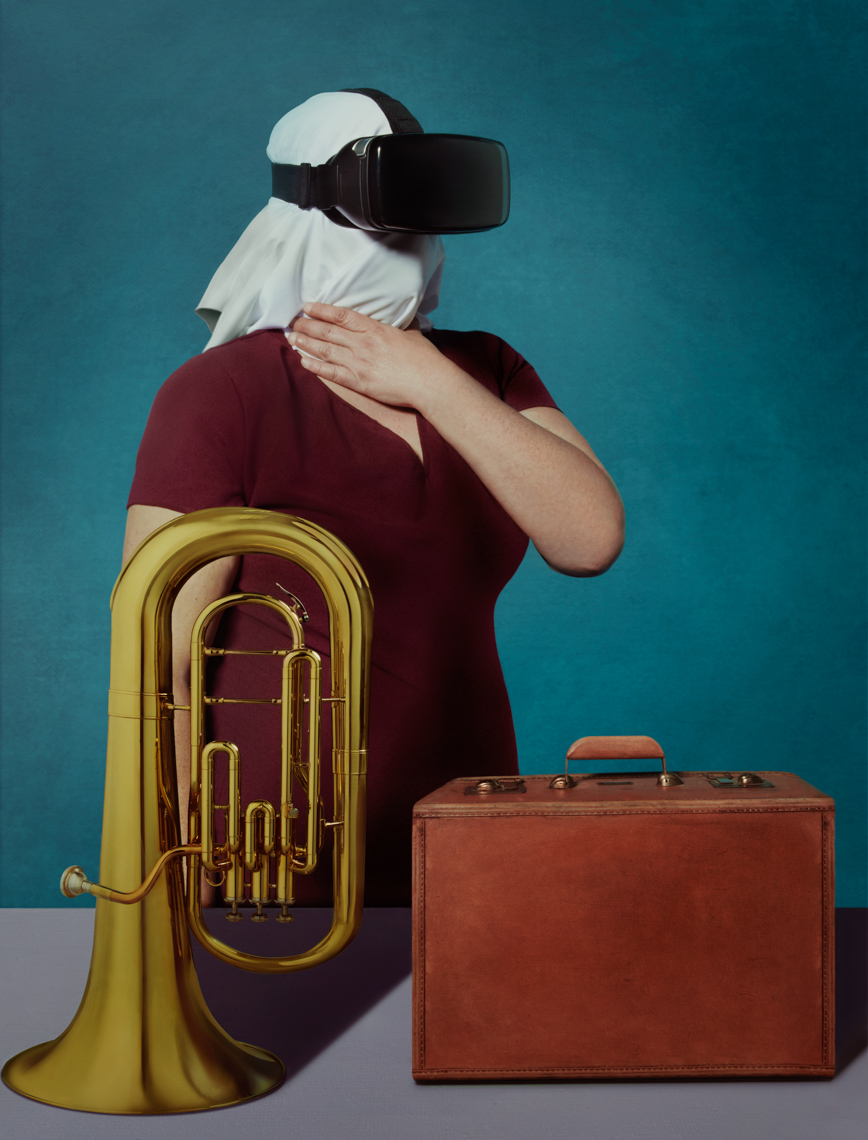 Kremer Johnson - This is Not Magritte - Torpid sensations of reality