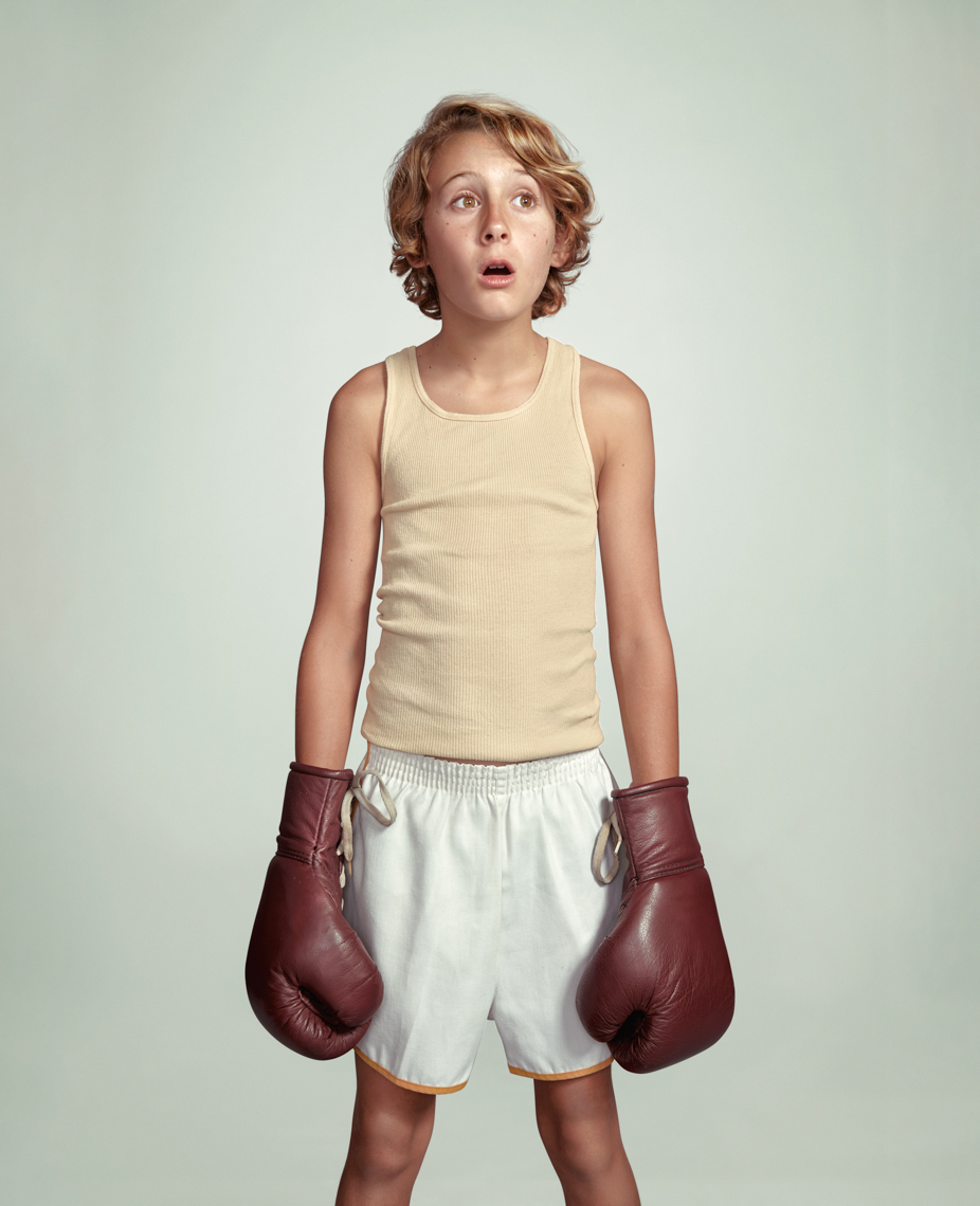 Kremer Johnson - Advertising Photographer - Kids - The Underdogs