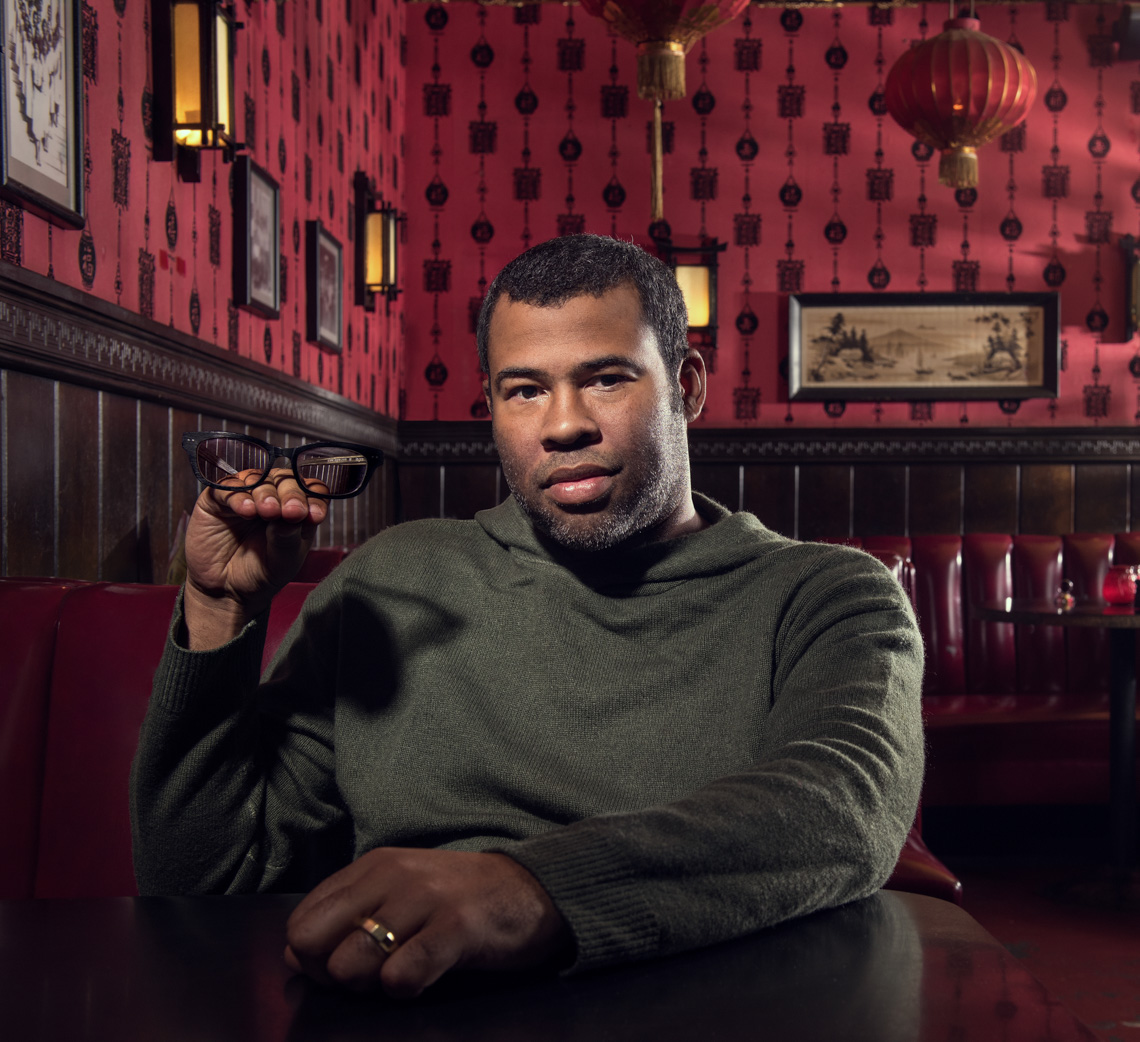 Kremer Johnson - Entertainment Photographer Los Angeles - Comedian and Director Jordan Peele
